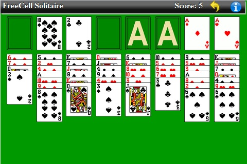 Play FreeCell Online | GASP Mobile Games