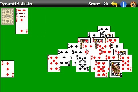 pyramid solitaire online free play
